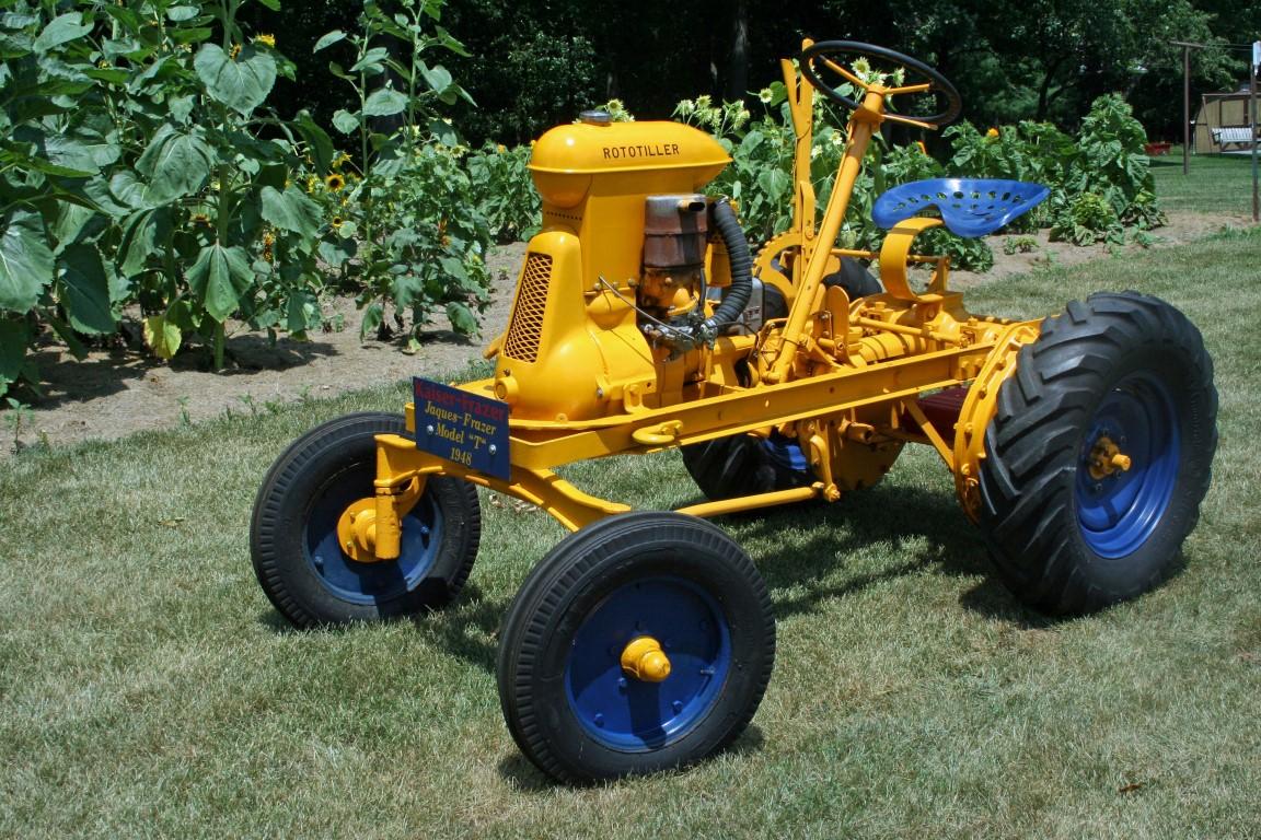 Jaques Frazer Model T Tractor